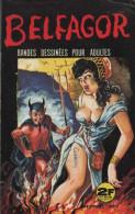 BELFAGOR N° 1 BE EDITION DE POCHE 06-1967 TRES RARE - Petit Format