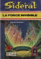 SIDERAL N° 54 BE AREDIT COMICS POCKET 10-1975 - Arédit & Artima