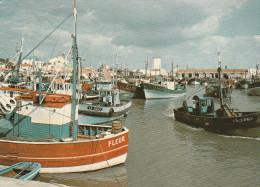 SAINT GILLES CROIX DE VIE (85) - Le Port - 3 Cartes - Saint Gilles Croix De Vie
