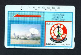 SYRIA - Magnetic Phonecard As Scan - Syria