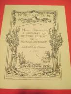 Certificat De Participation Au 2éme Emprunt Défense Nationale//Pour La Patrie/ 1916     DIP99 - Army & War