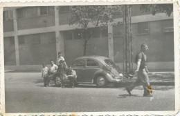 REAL PHOTO,Old Car, Auto, Voature, Automobilia, VW, Serbia  Photo ORIGINAL - Automobili