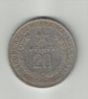 20 ARIARY MADAGASCAR 1978 B  Non Nettoyée - Madagascar