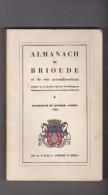 Brioude Almanach 1961 - Livres, BD, Revues