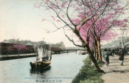 JAPON(YAKOHAMA) BATEAU VOILIER - Yokohama