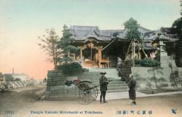 JAPON(YAKOHAMA) - Yokohama