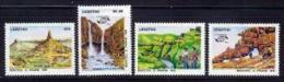 LESOTHO, 1995, Mint Never Hinged Stamp(s), W.T.O.,  MI Nrs. 1117-1120, #2756 - Lesotho (1966-...)