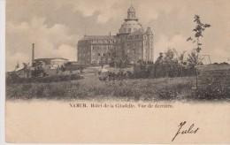 Cpa 1901 Namur. Hôtel De La Citadelle. Vue De Derrière.  (dos Simple) - Namur