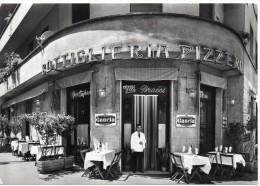 Lazio-roma-roma Citta' Piazza S.m.ausiliatrice Trattoria Bracci Animatissima Veduta - Cafés, Hôtels & Restaurants