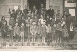 SCOUTISME ))  PHOTO DE GROUPE DE SCOUTS   ** - Scoutisme