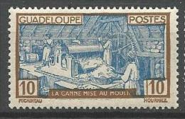 GUADELOUPE N� 172 NEUF** LUXE SANS  CHARNIERE / MNH