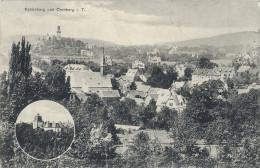 ALLEMAGNE -  SCHONBERG Und CRONBERG - CPA -  Vue Générale - Kronberg