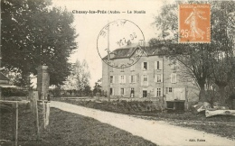 CPA Chessy Les Près-Le Moulin     L1991 - Ohne Zuordnung