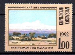 U30A - KAZAKISTAN 1992,  Unificato N. 3  *** MNH - Kazakistan
