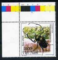 TP 2015 Vietnam / CUA BAY HOA / Cheirotonus Battareli ( Pouillaude, 1913 ) / Thème Insecte - Vietnam