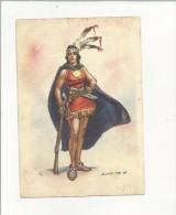 99850 INDIANA LUIGITO LUIGI TO OPERA BONOMELLI COLONIE PERMANENTI PESARO CESENATICO SAN PRIMO - Illustratori & Fotografie