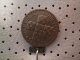 PORTUGAL 20 Centavos 1955   # 4 - Portugal