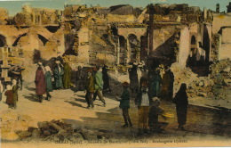 ASIE - SYRIE - DAMAS - Incendie De Darwichiet (Côté Sud) - Boulangerie Djebran - Siria