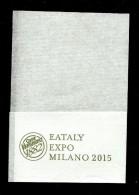 Tovagliolino Da Caffè - Caffè Vergnano Expo Milano 2015 - Tovaglioli Bar-caffè-ristoranti