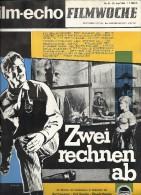 @@@ Film-Echo, Filmwoche, No:51, 1964, 14 Pages - Film & TV