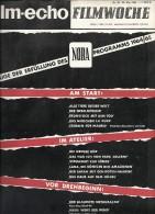 @@@ Film-Echo, Filmwoche, No:44, 1964, 14 Pages - Film & TV