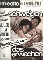 @@@ Film-Echo, Filmwoche, No:49/50, 1964, 22 Pages - Film & TV