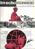 @@@ Film-Echo, Filmwoche, No:54, 1964, 14 Pages - Film & TV