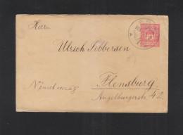Hungary Romania Stationery Cover 1906 Arad To Germany - Postal Stationery