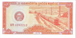 Cambodia - Pick 27 - 0.5 Riel (5 Kak) 1979 - Unc - Cambodia