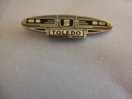 PINS  AUTOMOBILES SEAT TOLEDO  / 33NAT - Unclassified
