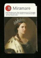 Biglietto Di Ingresso - Castelo Di Miramare ( Friuli Venezia Giulia ) 5 - Tickets - Entradas