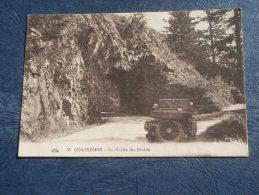Gerardmer  La Roche Du Diable - Automobile En 1er Plan - Cap 68 - L236 - Gerardmer