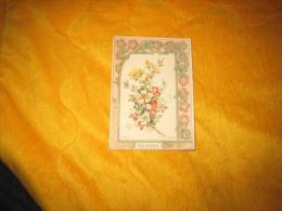 CHROMO OU IMAGE ANCIENNE DATE ?. / EGLANTIER.- H & Cie. / N°20. - Trade Cards