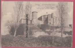 32 - COURRENSSAN--Chateau Fort Du XIII° Siècle - Autres Communes