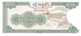 Cambodia - Pick 37 - 200 Riels 1992 - Unc - Cambogia