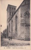 Cp , 46 , CAHORS , L'Église Saint-Barthélemy - Cahors