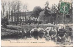 Environs De MENNECY - La Papeterie D'ECHARCON - France
