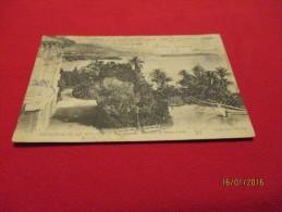 VUE DE MONACO PRISE DES TERRASSES De Monte Carlo Verso Cachet Convoyeur 1905 - Unclassified
