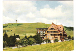 Deutschland - Feldberg - Hotel Feldberger Hof Im Schwarzwald - Feldberg