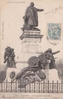 Cp , 46 , CAHORS , Monument Gambetta - Cahors