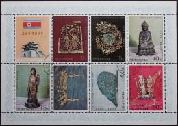 Noord Korea, Koreaanse Cultuurschatten - Korea (Noord)