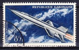 GABON POSTE AERIENNE 1962 YT N° PA 10 Obl. - Gabon (1960-...)