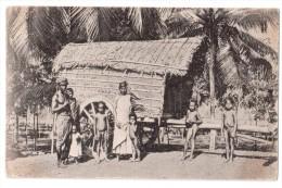 Native Bullock Cart - édit. Plâté 93 + Verso - Sri Lanka (Ceylon)