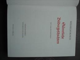 """Bildergeschichten Wilhelm Busch """" Samtliche Bildergeschichten Herausgabe - Livres, BD, Revues"""