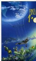 """ILLUSTRATEUR /  CABANNES  / """"      ILL 344  """"  ESPACE 1901 1988     CPSM 10 X 15   NEUVE - Illustrateurs & Photographes"""