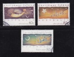 CHRISTMAS ISLANDS, 1994, Mint Never Hinged Stamp(s) Christmas, #20 - Christmas