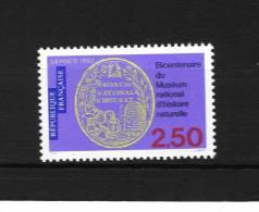 France 2812  Neuf ** (Bi Centenaire Du Muséum D'histoire Naturelle)- Cote 1,25€ (sous Faciale) - France