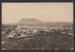 DF / GUERRE 1914-18 / CAMP DE PRISONNIERS À LUDWIGSBURG-EGLOSHEIM DANS LE BADE-WURTEMBERG + CACHET DU CAMP - Guerre 1914-18