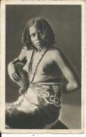 C62- ERITREA - RAGAZZA BILENA - F.P. - VIAGGIATA  1938 - Eritrea