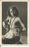 C62- ERITREA - RAGAZZA BILENA - F.P. - VIAGGIATA  1938 - Erythrée